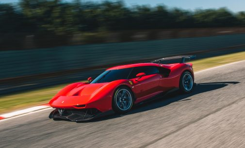 Bir müşteriye özel Ferrari
