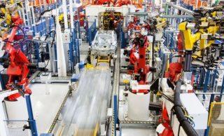 Salgında üretim yüzde 11 azaldı