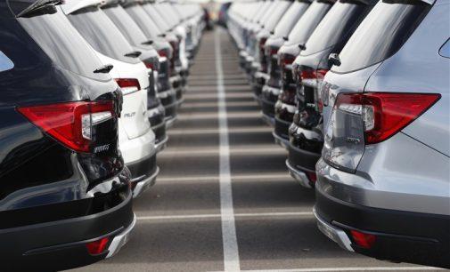 SUV'ların payı rekor seviyede