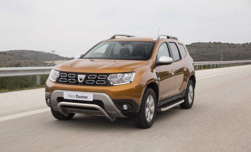 Dacia 'gaz'a geldi