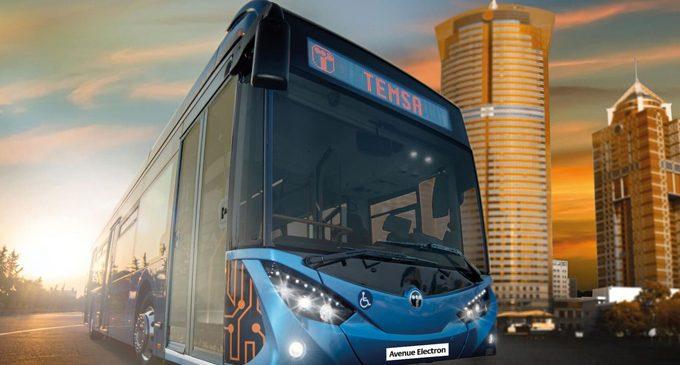 Yerli elektrikli otobüs yola çıkıyor