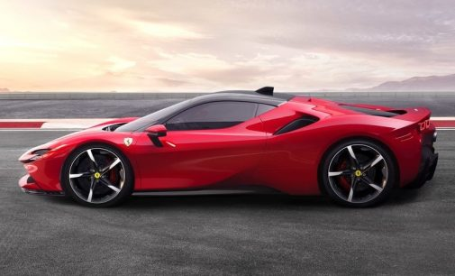 Ferrari'den 1.000 beygirlik hibrit