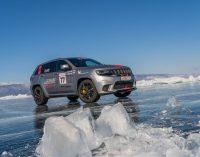 Buz üzerinde hız rekoru