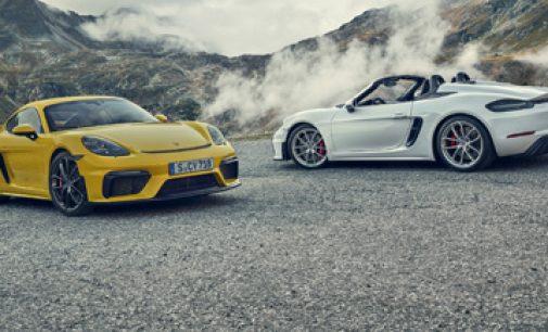Porsche ailesine 2 yeni model