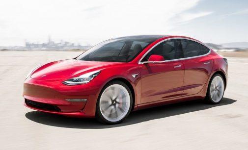 Tesla anavatanında solladı