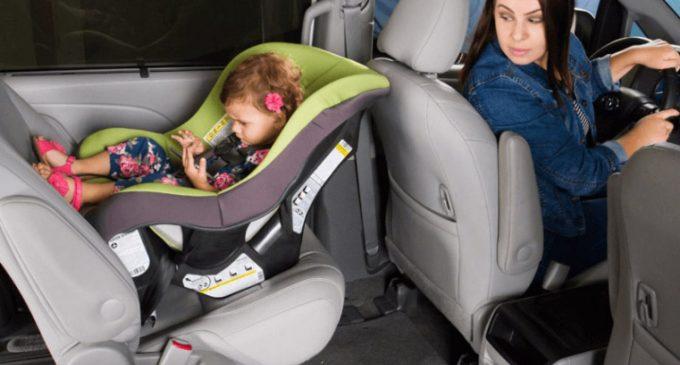 Arka koltuğa çocuk alarmı