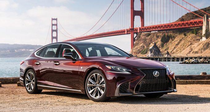 Lexus en sorunsuz otomobil