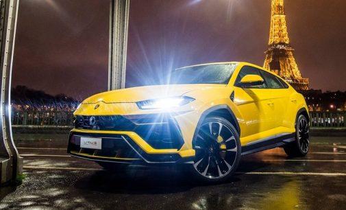 Lamborghini satışına kota