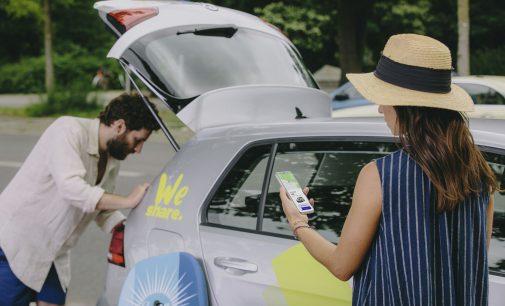 Araç paylaşımına elektrikli çözüm