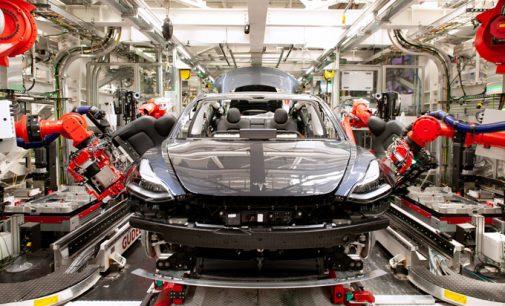 Tesla'dan karşı atak