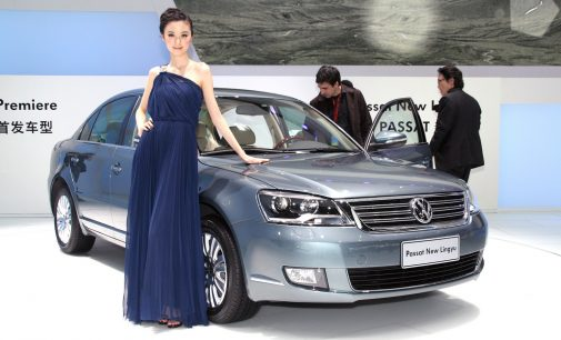 VW, Çin'den elektrik aldı