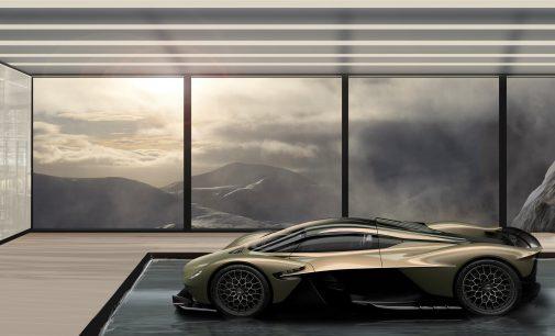 Aston Martin'den kişiye özel garaj
