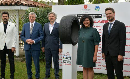 Dünya Bisiklet Yarışı'na sponsor