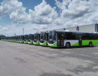 Malta'da 244 otobüse ulaştı