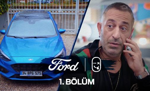 Cem Yılmaz'lı Ford reklamı