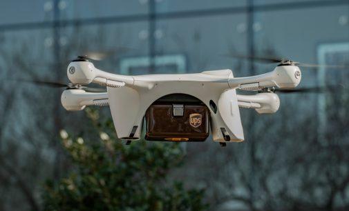 Drone ile teslimat izni çıktı