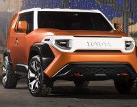 Toyota'dan yeni SUV sürprizi
