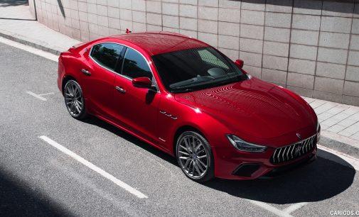 Maserati ilk hibridini Pekin'e  sakladı
