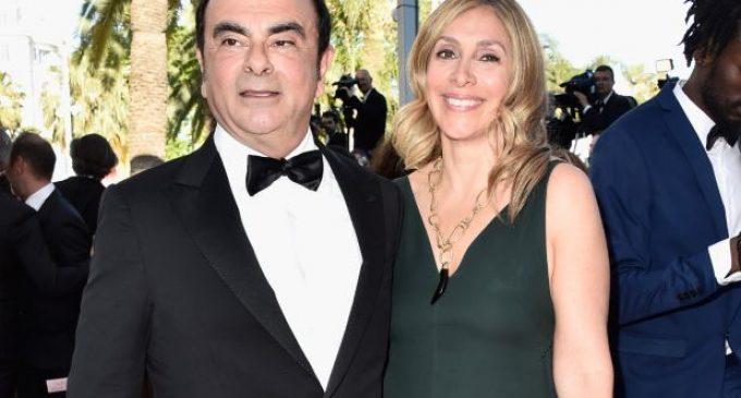 Carlos Ghosn için Kırmızı Bülten çıkarıldı
