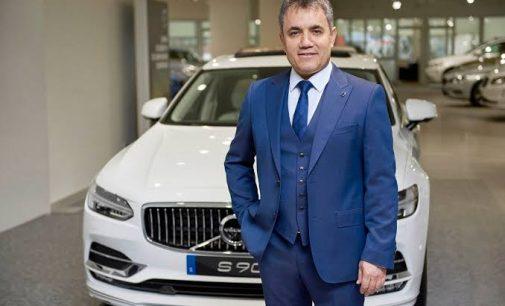 Türkiye'den Volvo'ya yönetici transferi