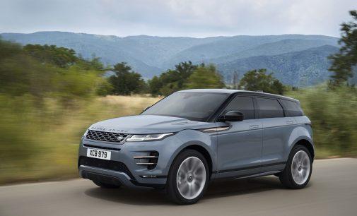 Yeni Range Rover Evoque satışta