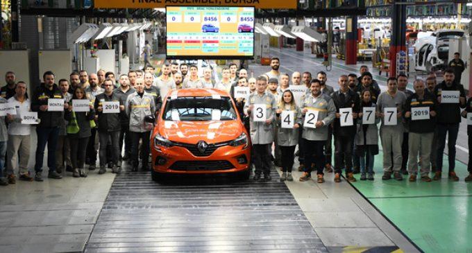 Oyak Renault'dan sağlıkçılara destek