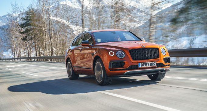 Bentley'den yeni SUV sürprizi