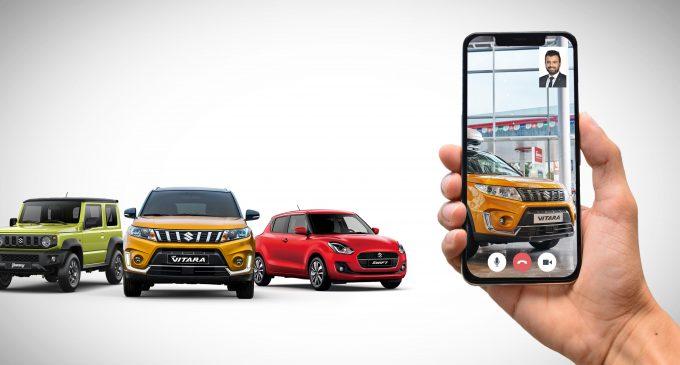 Suzuki bayileri online oldu