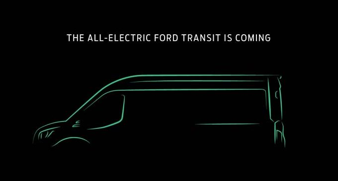 Elektrikli Transit nerede üretilecek?