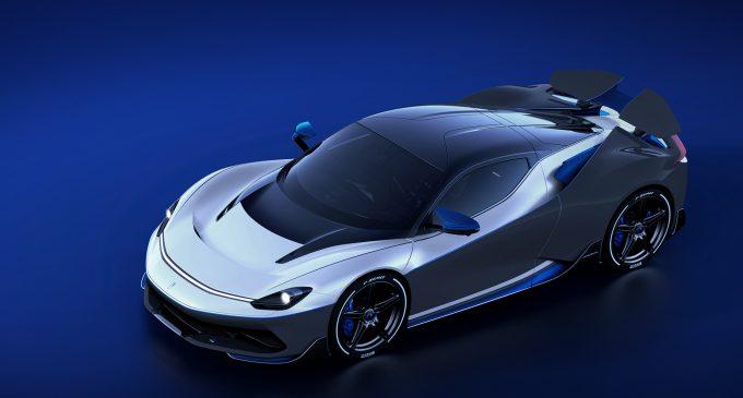 2.6 milyon euroluk Pininfarina