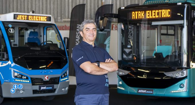 İlk yerli otonom otobüs geliyor