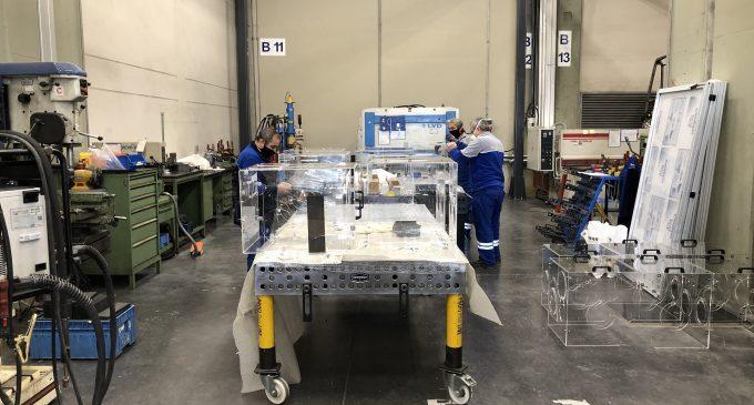 Mercedes sağlık kabini üretiyor