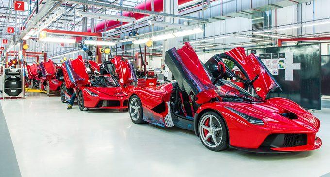Ferrari piste nasıl dönecek?