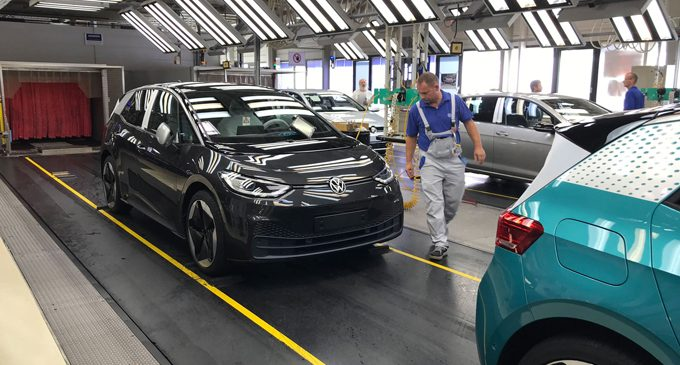 VW'nin üretim planı belli oldu