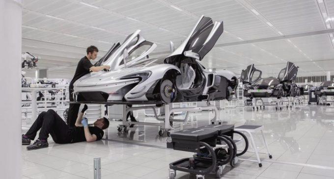 McLaren 1.200 kişiyi çıkarıyor