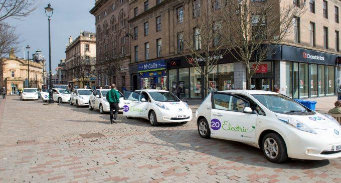 İngiltere'de elektrikli araca teşvik