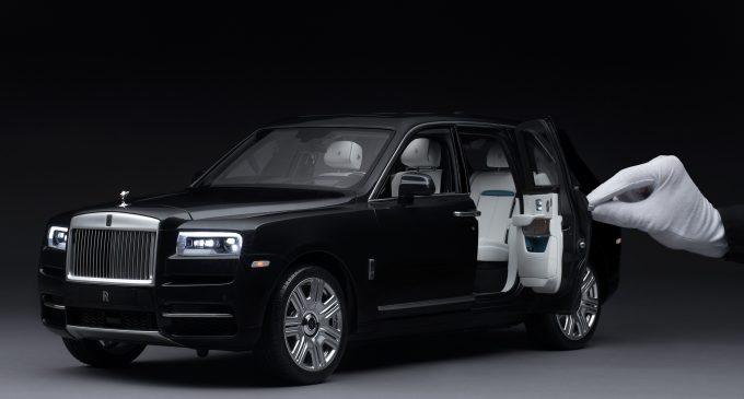 116 bin liraya Rolls Royce!