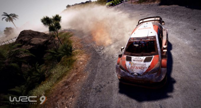 eSports WRC'nin sponsoru oldu