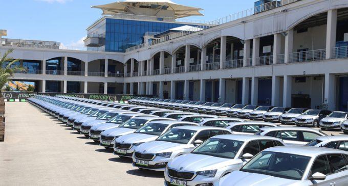 2020'yi 20 bin yeni araçla kapatacak