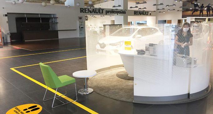 Renault normalleşmeye hazır