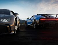 Ulaşılabilir Bugatti salgın kurbanı