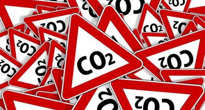 Emisyonda rekor düşüş