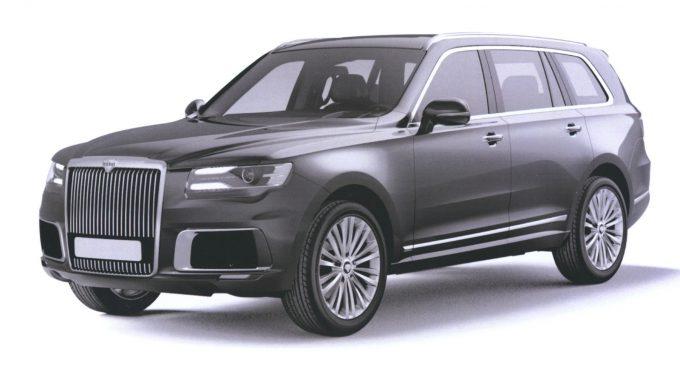 Oligarkların Rolls-Royce SUV'u