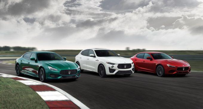 Maserati'nin en güçlü koleksiyonu