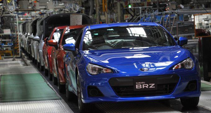 Subaru, BRZ siparişlerini durdurdu