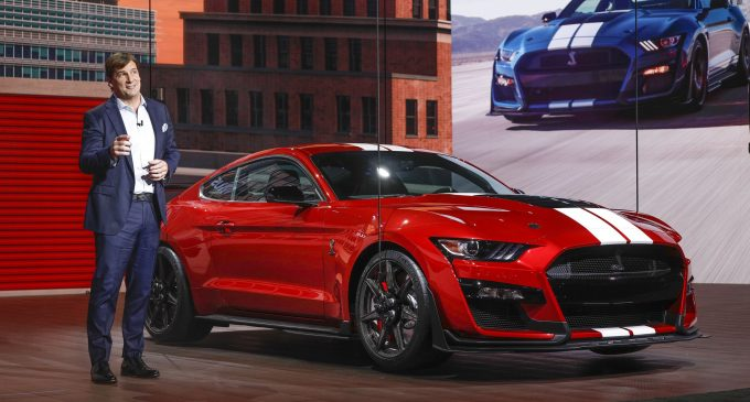 Ford Motor'a yeni CEO