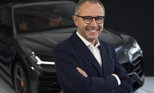 Lamborghini CEO'su F1'in başında