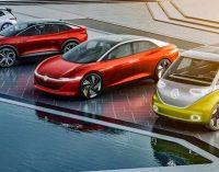 VW'nin yeni planı lüks elektrikli