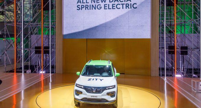15 bin euroya elektrikli Dacia