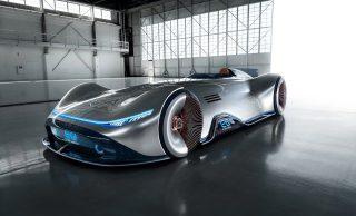 Mercedes'ten Taycan'a rakip